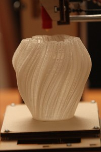 The Kochflake vase
